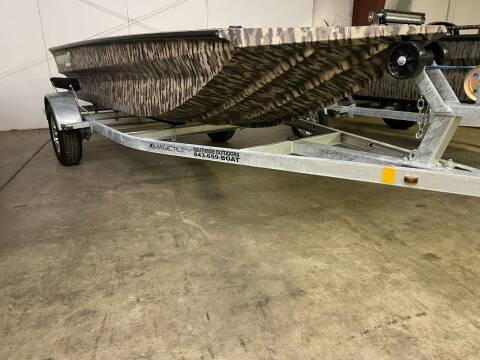 2021 Havoc 1550 VJ for sale at Southside Outdoors in Turbeville SC