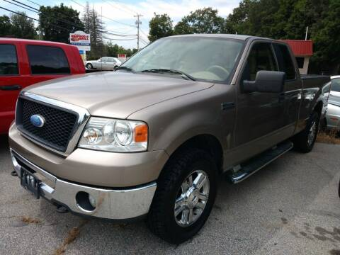 2006 Ford F-150 for sale at Auto Brokers of Milford in Milford NH