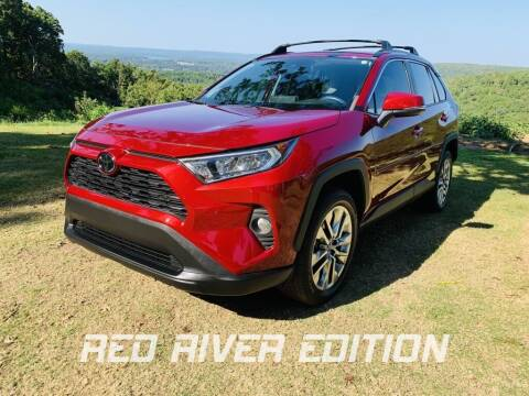2019 Toyota RAV4 for sale at RED RIVER DODGE - Red River of Malvern in Malvern AR