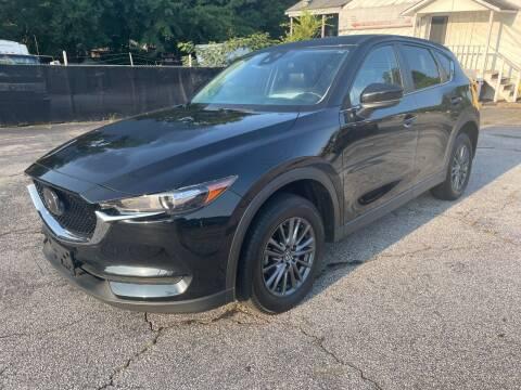 2020 Mazda CX-5 for sale at RC Auto Brokers, LLC in Marietta GA