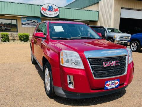 2014 GMC Terrain for sale at JC Truck and Auto Center in Nacogdoches TX