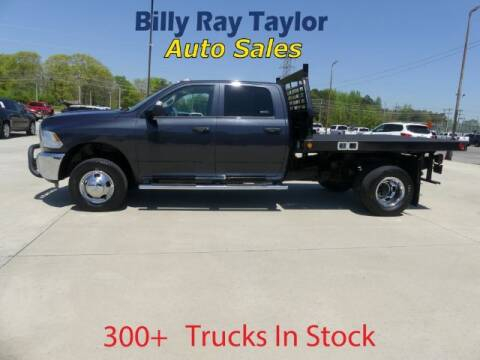2016 RAM Ram Pickup 3500 for sale at Billy Ray Taylor Auto Sales in Cullman AL