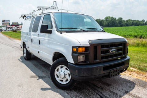 2009 Ford E-Series Cargo for sale at Fruendly Auto Source in Moscow Mills MO