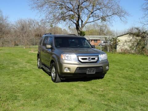 2010 Honda Pilot for sale at Vamos-Motorplex in Lewisville TX