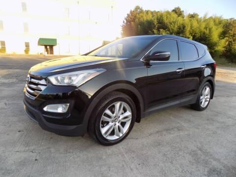 2013 Hyundai Santa Fe Sport for sale at S.S. Motors LLC in Dallas GA
