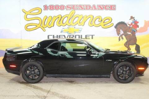 2016 Dodge Challenger for sale at Sundance Chevrolet in Grand Ledge MI