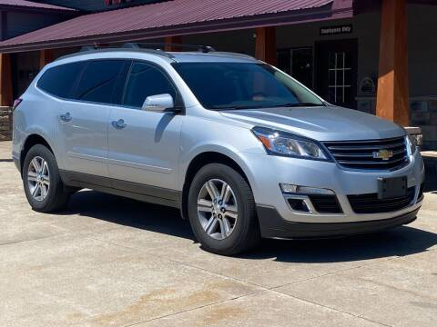 2015 Chevrolet Traverse for sale at Affordable Auto Sales in Cambridge MN