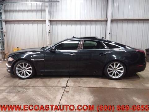 2013 Jaguar XJ for sale at East Coast Auto Source Inc. in Bedford VA