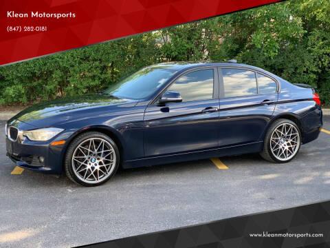 2013 BMW 3 Series for sale at Klean Motorsports in Skokie IL