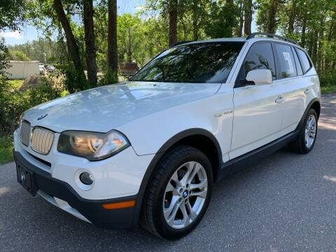 2007 BMW X3 for sale at Next Autogas Auto Sales in Jacksonville FL