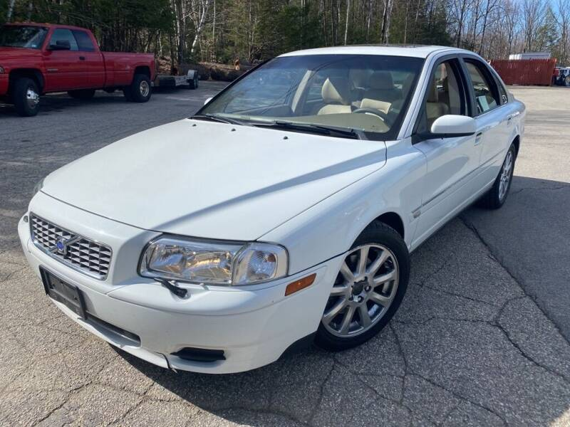 2004 Volvo S80 for sale at Granite Auto Sales in Spofford NH