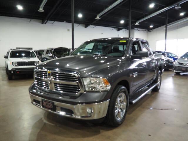 2018 RAM Ram Pickup 1500 for sale at Montclair Motor Car in Montclair NJ