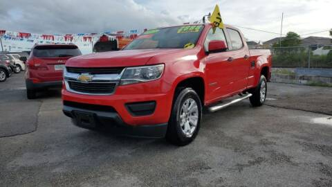 2015 Chevrolet Colorado for sale at GP Auto Connection Group in Haines City FL