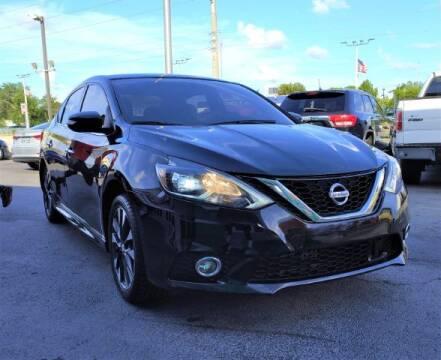 2019 Nissan Sentra for sale at Start Auto Liquidation Center in Miramar FL