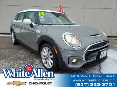 2018 MINI Clubman for sale at WHITE-ALLEN CHEVROLET in Dayton OH
