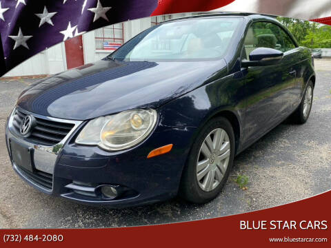 2009 Volkswagen Eos for sale at Blue Star Cars in Jamesburg NJ