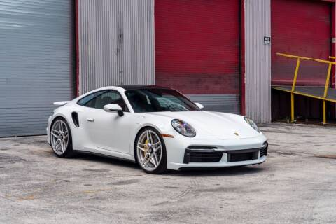 2021 Porsche 911 for sale at EURO STABLE in Miami FL