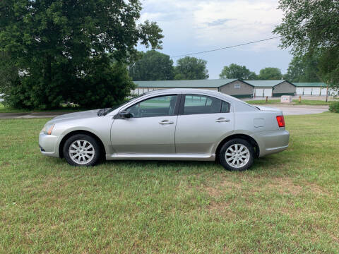 2010 Mitsubishi Galant for sale at Velp Avenue Motors LLC in Green Bay WI