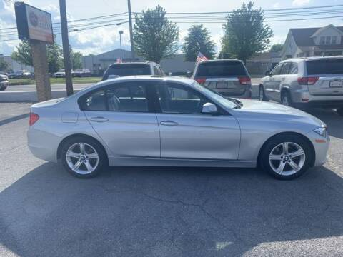 2015 BMW 3 Series for sale at Cars 4 Grab in Winchester VA