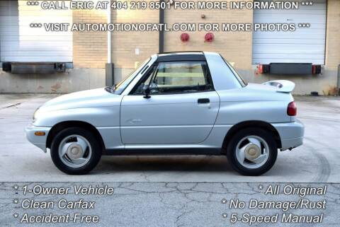 1996 Suzuki X-90 for sale at Automotion Of Atlanta in Conyers GA