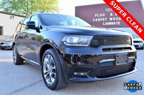 2019 Dodge Durango for sale at LAKESIDE MOTORS, INC. in Sachse TX