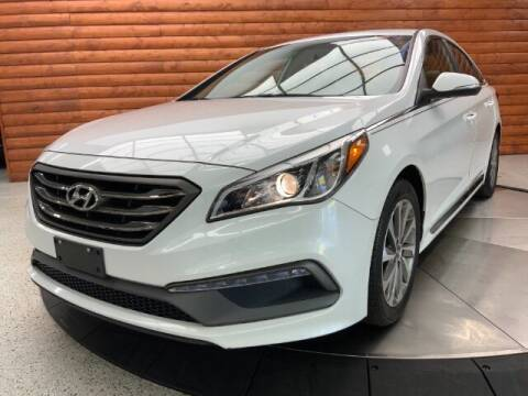 2015 Hyundai Sonata for sale at Dixie Motors in Fairfield OH