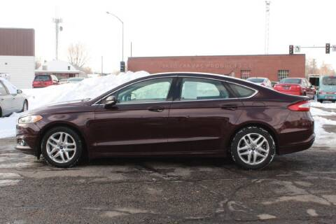 2013 Ford Fusion for sale at Epic Auto in Idaho Falls ID