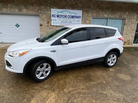 2015 Ford Escape for sale at KC Motor Company in Chattanooga TN