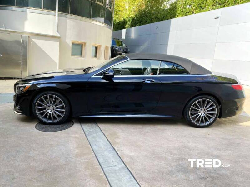 2017 Mercedes-Benz S-Class for sale in Los Angeles, CA