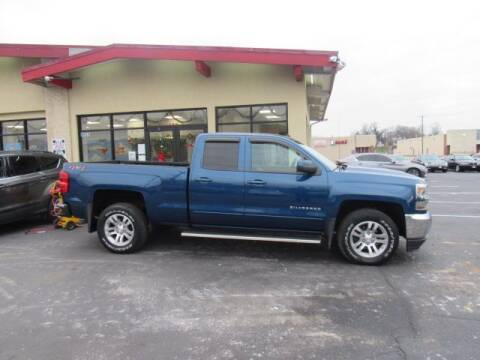 2018 Chevrolet Silverado 1500 for sale at Cardinal Motors in Fairfield OH