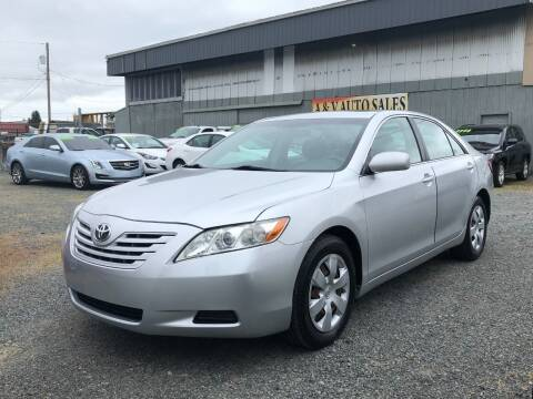 2009 Toyota Camry for sale at A & V AUTO SALES LLC in Marysville WA