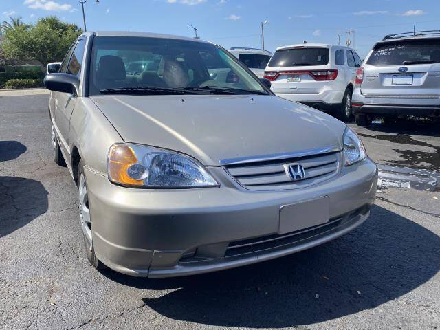 2002 Honda Civic for sale at Mike Auto Sales in West Palm Beach FL