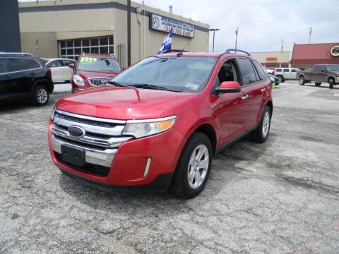 2011 Ford Edge for sale at Meridian Auto Sales in San Antonio TX