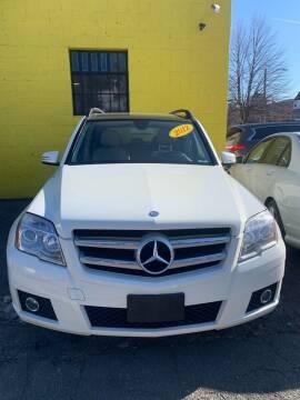 2012 Mercedes-Benz GLK for sale at Hartford Auto Center in Hartford CT