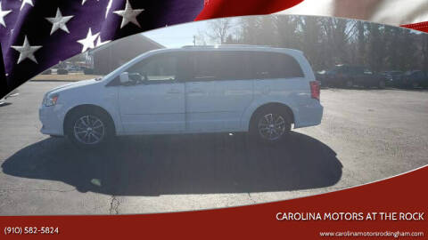 2014 Dodge Grand Caravan for sale at Carolina Motors at the Rock - Carolina Motors-Thomasville in Thomasville NC