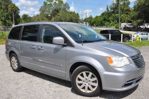 2013 Chrysler Town and Country for sale at Elite Motorcar, LLC in Deland FL