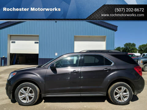2014 Chevrolet Equinox for sale at Rochester Motorworks in Rochester MN