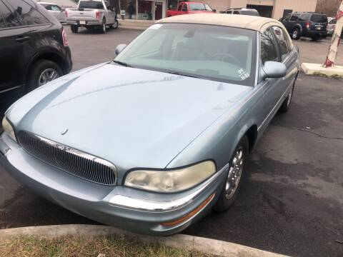 2004 Buick Park Avenue for sale at Right Place Auto Sales in Indianapolis IN