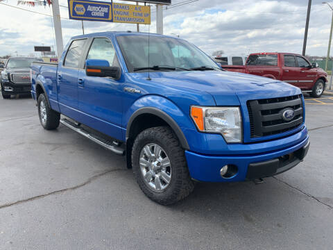 2010 Ford F-150 for sale at Summit Palace Auto in Waterford MI