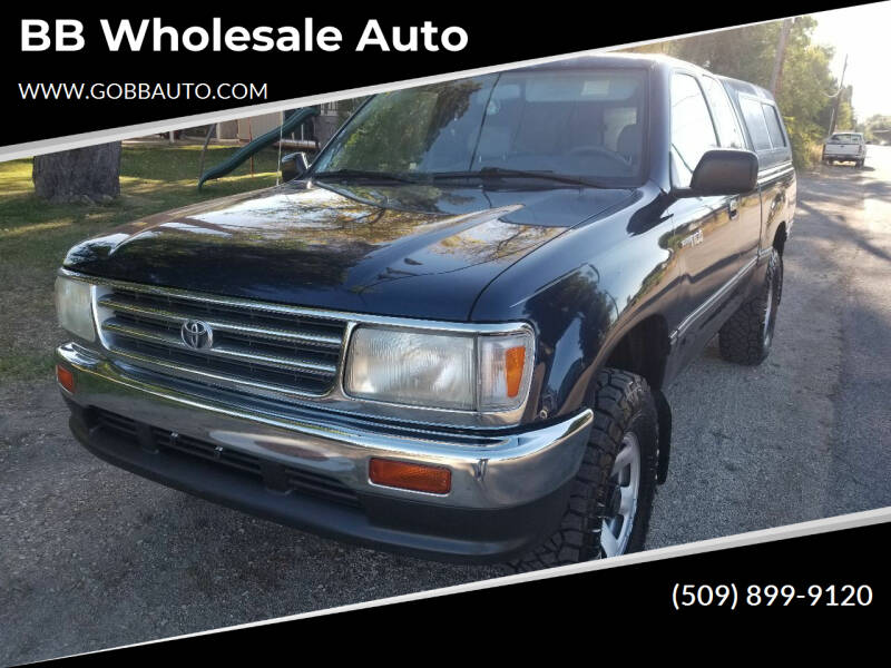 1997 Toyota T100 for sale in Boise, ID