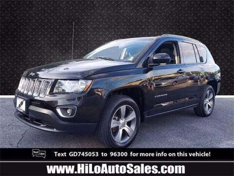2016 Jeep Compass for sale at BuyFromAndy.com at Hi Lo Auto Sales in Frederick MD