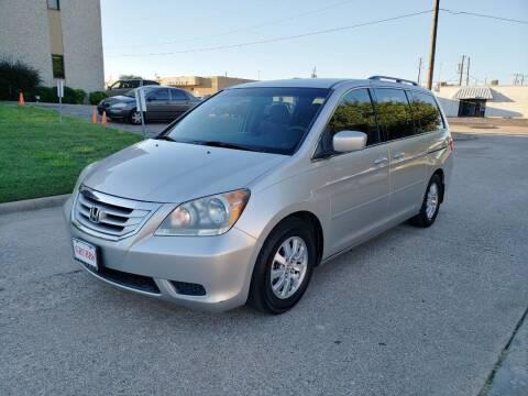 2009 Honda Odyssey for sale at DFW Autohaus in Dallas TX