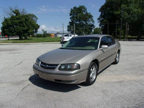 2001 Chevrolet Impala for sale at Car Credit Auto Sales in Terre Haute IN