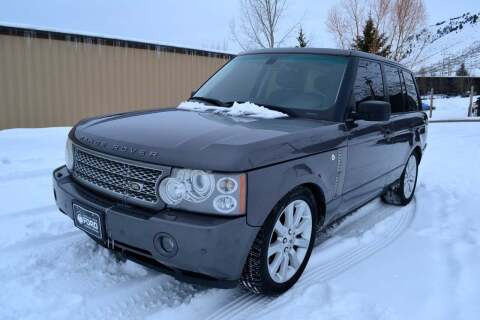 2006 Land Rover Range Rover for sale at Jackson Hole Ford of Alpine in Alpine WY