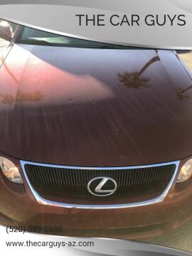 2006 Lexus GS 300 for sale at The Car Guys in Tucson AZ