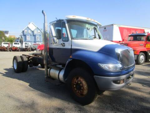 2010 International 4400 for sale at Lynch's Auto - Cycle - Truck Center in Brockton MA