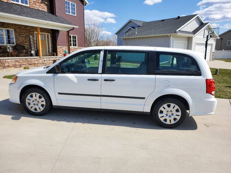 2015 Dodge Grand Caravan for sale at GOOD NEWS AUTO SALES in Fargo ND