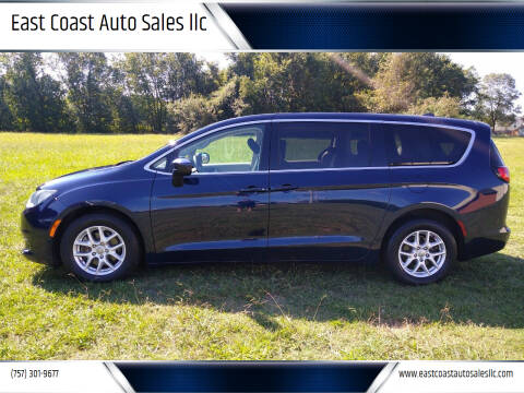 2017 Chrysler Pacifica for sale at East Coast Auto Sales llc in Virginia Beach VA