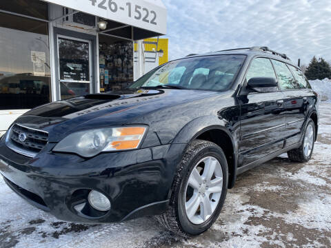 2005 Subaru Outback for sale at Mainstreet Motor Company in Hopkins MN