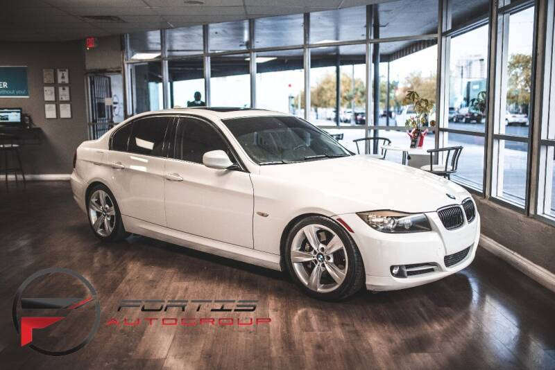 2009 BMW 3 Series for sale at Fortis Auto Group in Las Vegas NV